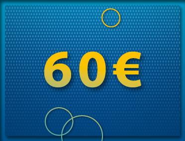 Mehrzweckgutschein 60,00 €