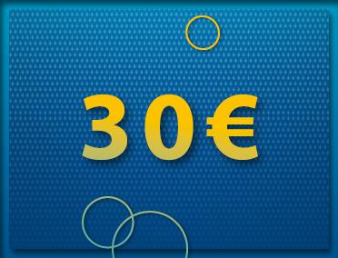 Mehrzweckgutschein 30,00 €